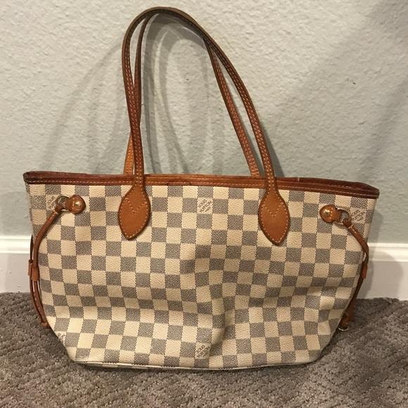 Louis Vuitton Handbags - SOLD Louis Vuitton Neverfull PM 100% Authentic